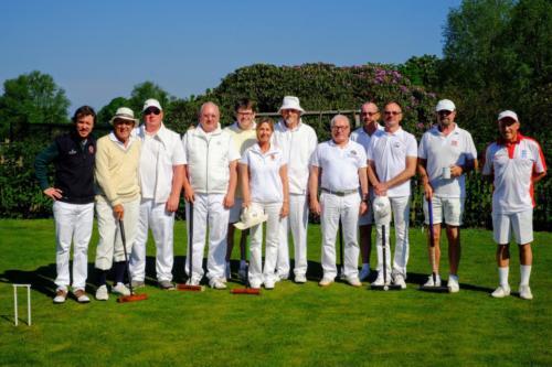 6th German Open Golf Croquet / Renzel May 2017